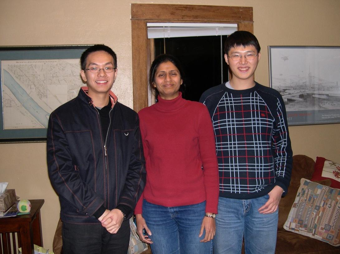 Student Party Nov 2007 - 4
